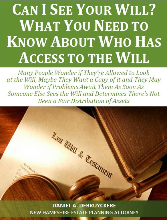 Can I See Your Will  What You Need To Know About Who Has Access to the Will