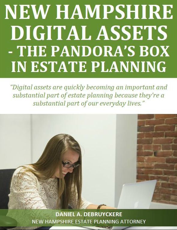 New Hampshire Digital Assets - The Pandora's Box in Estate Planning