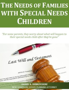 The Needs of Families With Special Needs Children