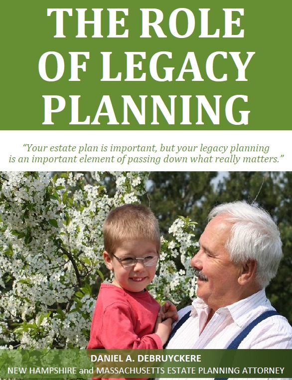 The Role of Legacy Planning