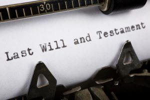 Executor of a Will