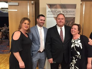 DEBRUYCKERE LAW OFFICES ATTENDS EXCLUSIVE CONFERENCE RECEIVES IMPORTANT ELDER & ESTATE PLANNING EDUCATION IN INDIANAPOLIS, IN