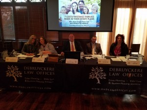 DEBRUYCKERE LAW HOSTS ATTORNEY PANEL DISCUSSION