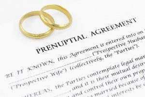 Prenuptial Agreements Can Provide Remarriage Protection